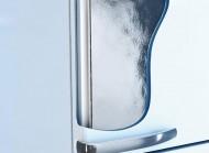 Изолационен панел монтиран във врата на хладилна камера